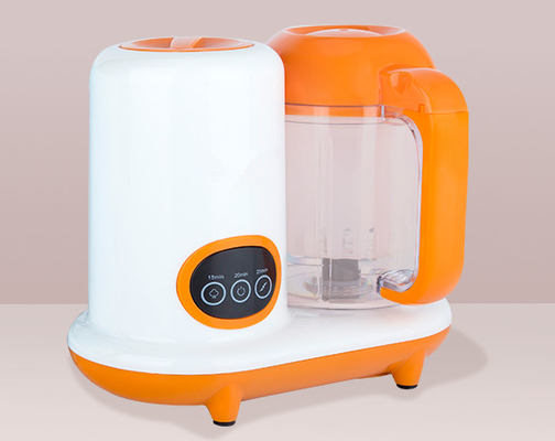 China Easy Clean Home Baby Food Processor And Steamer 220V-240V  50HZ-60HZ supplier