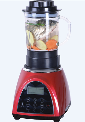 China Smart Heated Most Powerful Food Processor With Paint Spraying Color supplier
