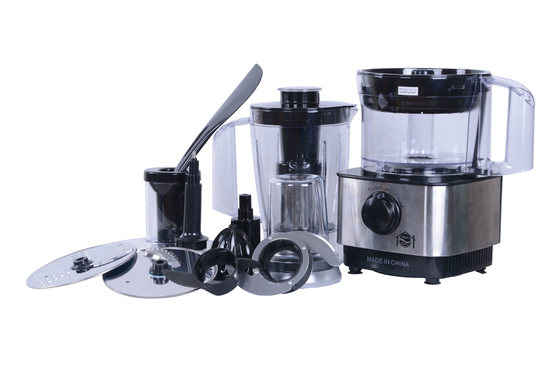 400W Multifunction Food Processor Combo 220V-240V With CE GS CB EMC Approval