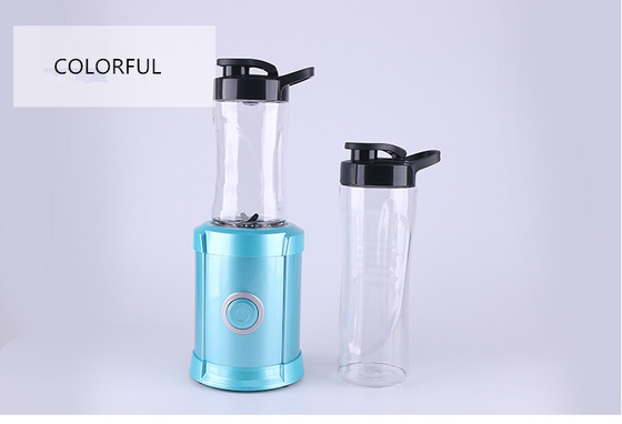 Stirring Function Mini Electric Juicer ABS Material One Year Guarantee / Warranty