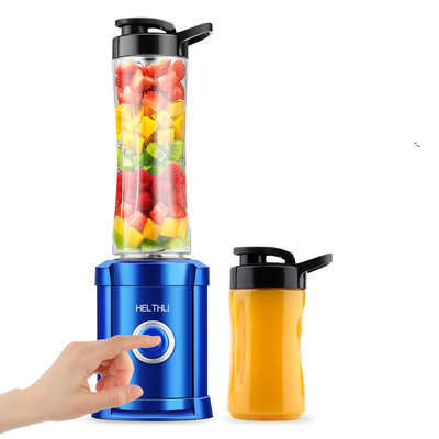 China Electric Small Juice Blender Mixer , Small Fruit Juicer Machine For Home Application supplier