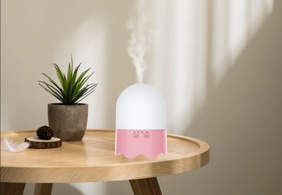 China Usb Portable Mini Aroma Diffuser Humidifier Aromatherapy Low Noise supplier