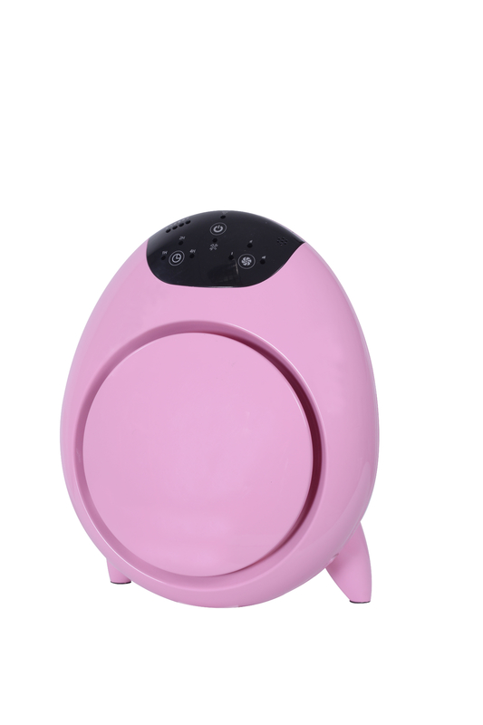 Commercial Hepa Portable Air Purifier , Ionizer Air Purifier For Baby Room
