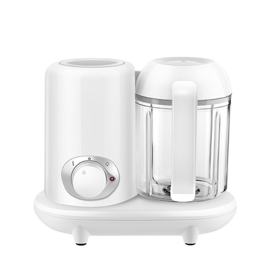 China Environmental Material All In One Baby Food Processor 300W Heating Power distributor