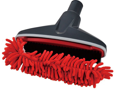 Soft Vacuum Cleaner Accessories Brush BLD-019 With Removable Brush Strip