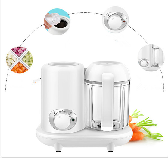 Multifunction Baby Food Maker With Steamer , Baby Steamer Food Processor