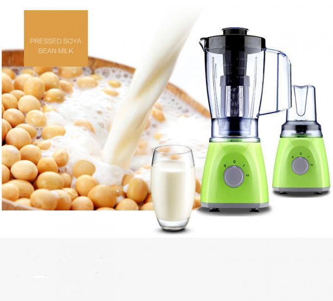 Injection Color Multifunction Food Processor 300W With ABS Body Material